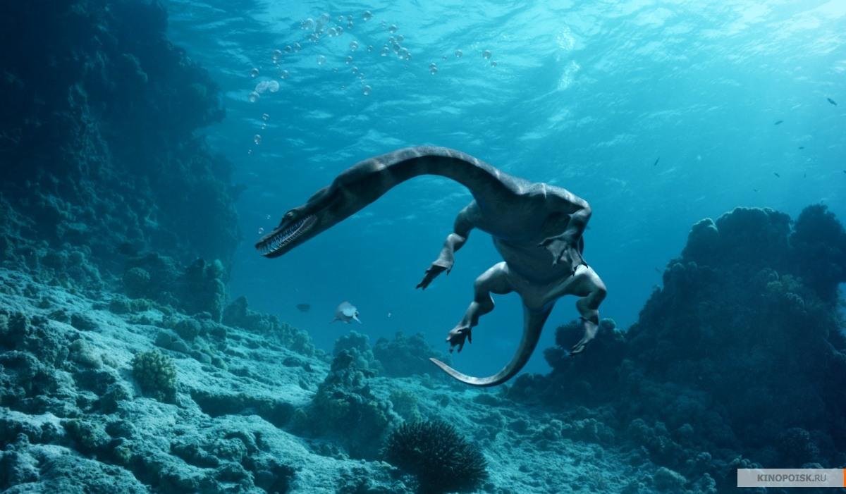 ролики про морских динозавров