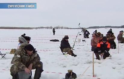 рыбалка в сургутском районе 2016
